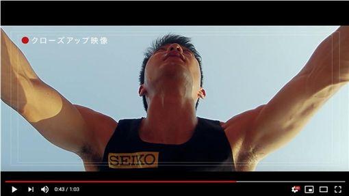 ▲杜哈田徑世界錦標賽首度在起跑架上裝設攝影機,可以拍到選手起跑時的表情增加臨場感。(圖/翻攝自SEIKO SPORTS YouTube)