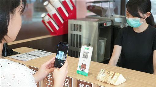 LINE Pay 一卡通帳戶(一卡通公司提供)