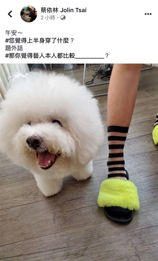 蔡依林翻攝臉書