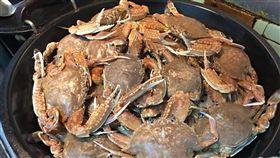 澎湖,早餐,痛風,螃蟹(翻攝自爆廢公社二館)