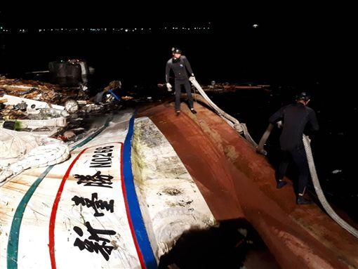 南方澳跨港大橋,搜救,尋獲,移工,新臺勝366號,外籍漁工