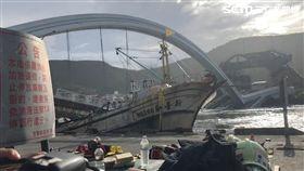 宜蘭,南方澳大橋,坍塌