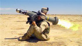 美國國會幕僚1日表示,烏克蘭已同意購買150枚標鎗反戰車飛彈,價值約新台幣12.1億元。(圖取自洛克希德馬丁公司網頁www.lockheedmartin.com)