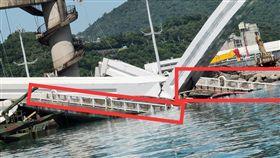 宜蘭縣,南方澳,跨海大橋,崩塌,