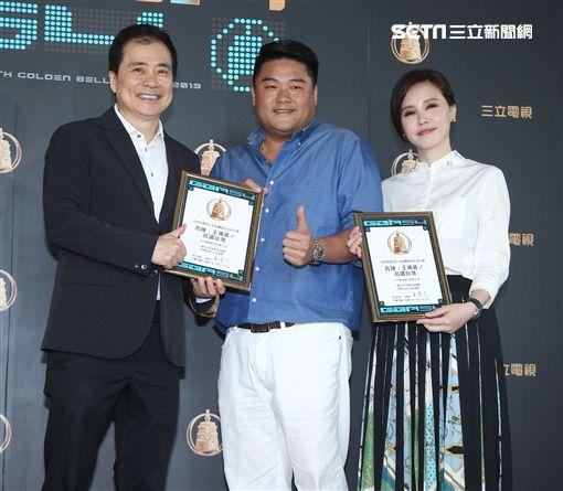 王偊菁,呂捷,金鐘54/記者邱榮吉攝影
