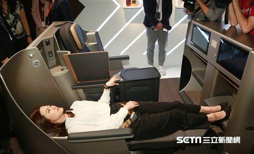 星宇航空制服與機艙發表會。(圖/記者林士傑攝影)