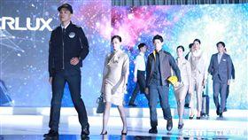 星宇航空制服與機艙發表會,星宇航空新制服曝光。(圖/記者林士傑攝影)
