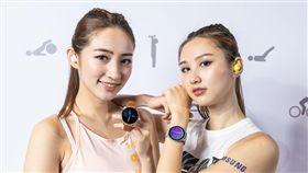 圖/三立新聞網,三星Galaxy Watch Active2