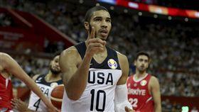 NBA/世界盃傷退!綠軍新星曝近況 NBA,波士頓塞爾提克,Jayson Tatum,FIBA世界盃,腳踝 翻攝自推特