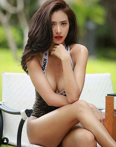 泰國性感女星Namwan/IG