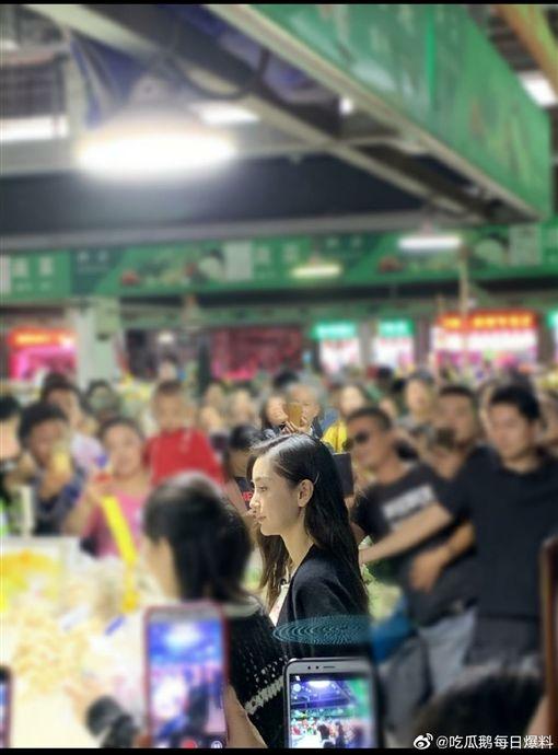(圖/翻攝自吃瓜鹅每日爆料微博)https://www.weibo.com/p/1005052726672453/photos?from=page_100505&mod=TAB#place