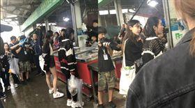 (圖/翻攝自吃瓜鹅每日爆料微博) https://www.weibo.com/p/1005052726672453/photos?from=page_100505&mod=TAB#place