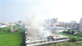 工廠,大火,消防員,殉職,台中