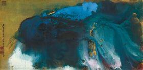 張大千畫作遭竊!蘇富比拍賣「估價1.5億」 後人急報案 《春山雲瀑》 圖/翻攝自蘇富比官網 https://www.sothebys.com/zh/auctions/ecatalogue/2019/fine-chinese-paintings-hk0891/lot.2899.html?locale=zh-Hant