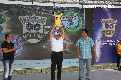 訓練家,Pokémon GO Safari Zone,新北大都會公園,Niantic,Pokémon,寶可夢圖/新北市觀旅局提供