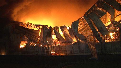 火災,工廠,盧秀燕,罹難,消防員,台中