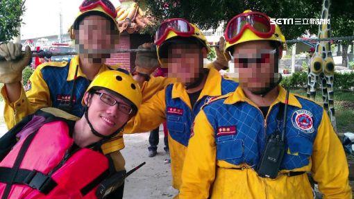 32歲張哲嘉火場殉職 哥哥也是消防員