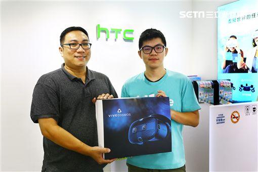 HTC,宏達電,VR,VIVE Cosmos