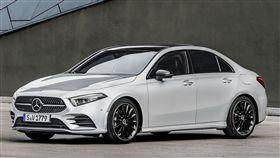 ▲Mercedes-Benz A-Class Sedan(圖/翻攝網路)