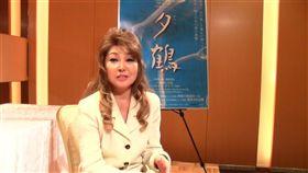 日本頂尖歌劇名伶、也是亞洲三大女高音之一的佐藤忍9月29日去世,享壽61歲。(圖取自JapanArtsCorporation YouTube頻道網頁youtube.com)