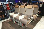 星宇航空A321neo經濟艙。(圖/記者林士傑攝影)
