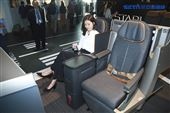 星宇航空A321neo商務艙。(圖/記者林士傑攝影)