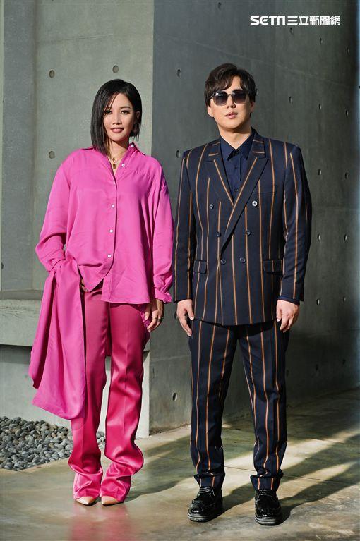 金曲歌王蕭煌奇攜手天生歌姬A-Lin唱迷路在雲端 環球音樂提供