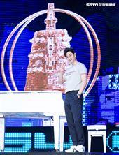 周興哲出席第54屆電視金鐘獎節目彩排。(圖/記者林士傑攝影)