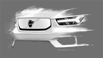 外觀曝光 Volvo電動車準備現身