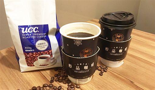 咖啡,買一送一,萊爾富,OK。(圖/業者提供)