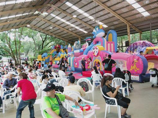 全台主題遊樂園 雙十國慶連假