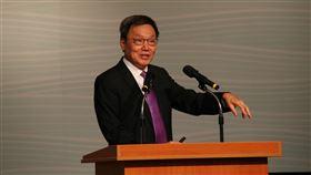 蘇起:香港抗爭顯示一國兩制受挫台北論壇基金會董事長蘇起分析,香港爆發強烈抗爭,顯示中共「一國兩制」嚴重受挫。中央社記者繆宗翰攝 108年10月5日