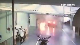 停車場爆炸1200