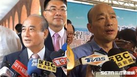 王金平,韓國瑜,副手,總統,2020