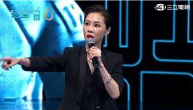 謝盈萱現場表演一秒切換男、女生角色。(圖/翻攝自YouTube)