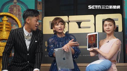 人氣網紅解婕翎、溫妮和香蕉共同擔任「星光大道網路直播」主持人