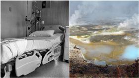 美國著名景點黃石國家公園(Yellowstone National Park)翻攝自官方臉書、PIXABAY