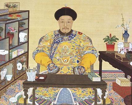 清朝皇帝嘉慶。(圖/翻攝維基百科)