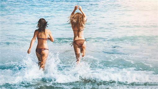 比基尼,性感,女人,海邊(圖/翻攝自pixabay)