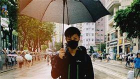 何韻詩(圖/翻攝自臉書)