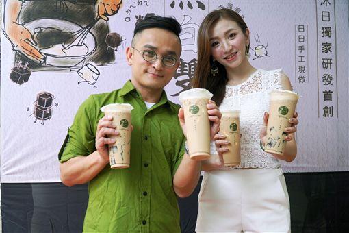 珍珠奶茶紅遍台灣?粉粿加奶茶踢館拚口感