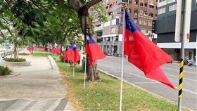 國旗(圖/翻攝高雄點 Kaohsiung.臉書)