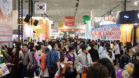 ▲旅展(圖/台灣觀光協會提供)