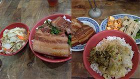 (圖/翻攝自Dcard)便當,控肉,點餐,份量,升級