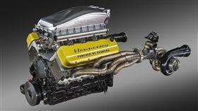 ▲Hennessey Venom F5 Engine(圖/翻攝網路)