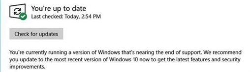 微軟windows作業系統死亡通知(圖/翻攝自Reddit)