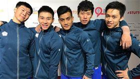 體操/中華男子體操隊 確定拿下4張東奧門票 (圖/翻攝自FIG推特)
