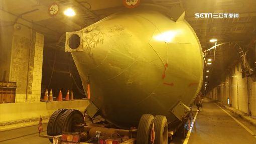1個月就3次!大車頻卡隧道維修恐達8百萬
