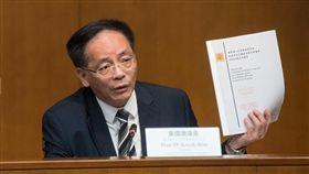 香港行政會議成員葉國謙(圖/翻攝自香港立法會官網)