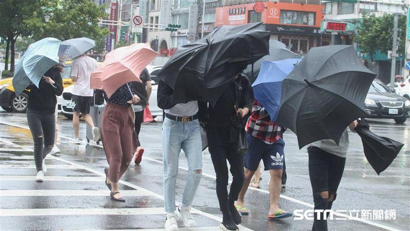 颱風小熊對台影響曝!下週雨區再擴大